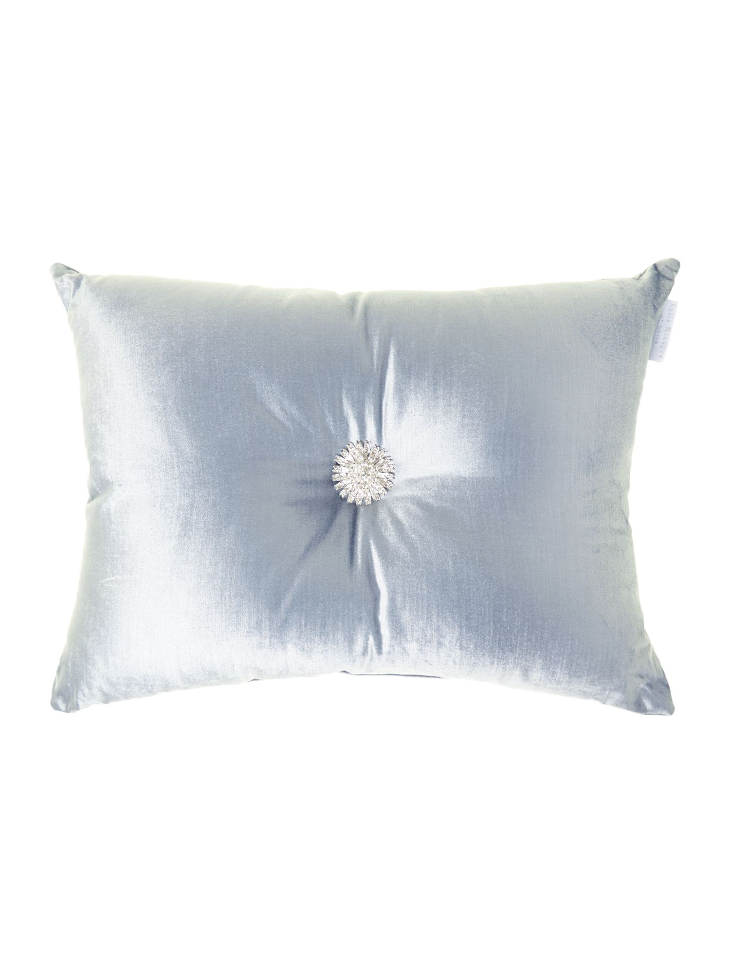 Gabriella cushion silver