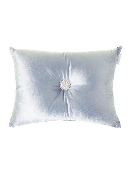 Kylie Minogue Gabriella cushion silver