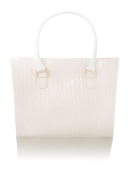 Ted Baker Quilted tote bag