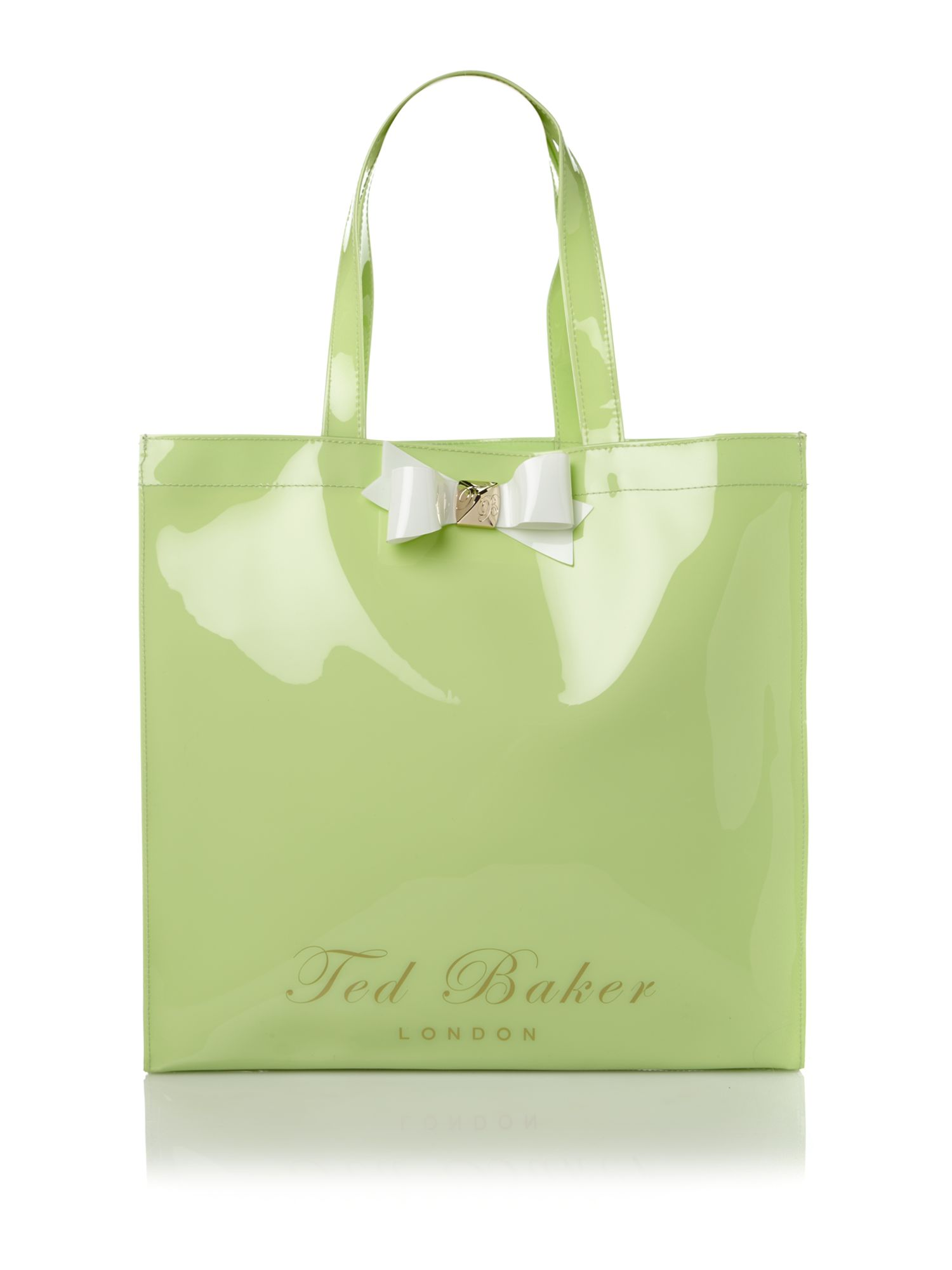 Ted Baker Studded bow tote bag