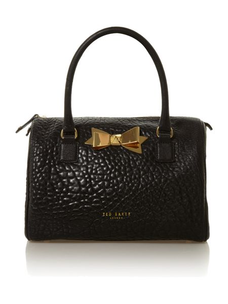Ted Baker Bow bowling bag