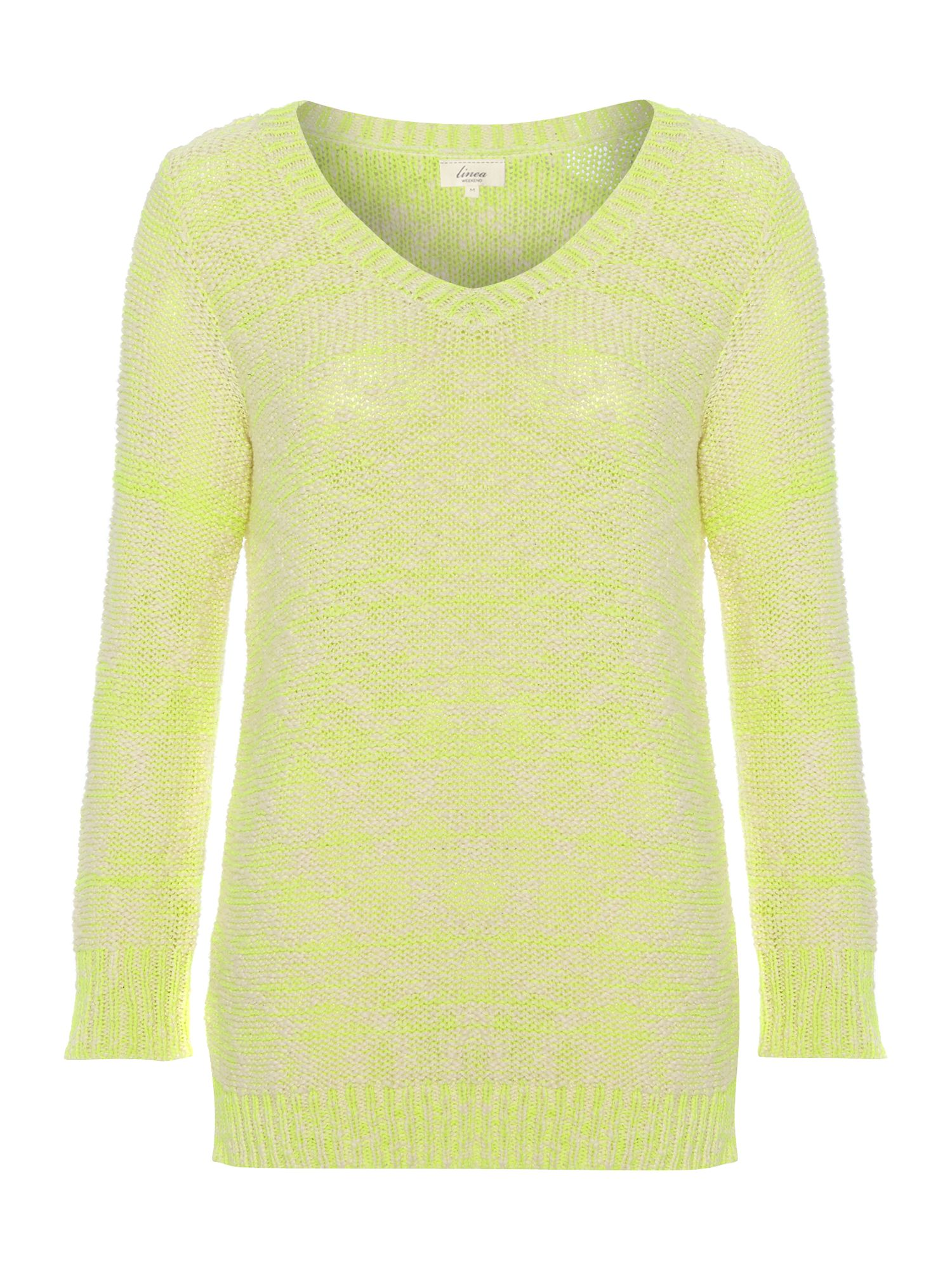 Ladies fluro jumper