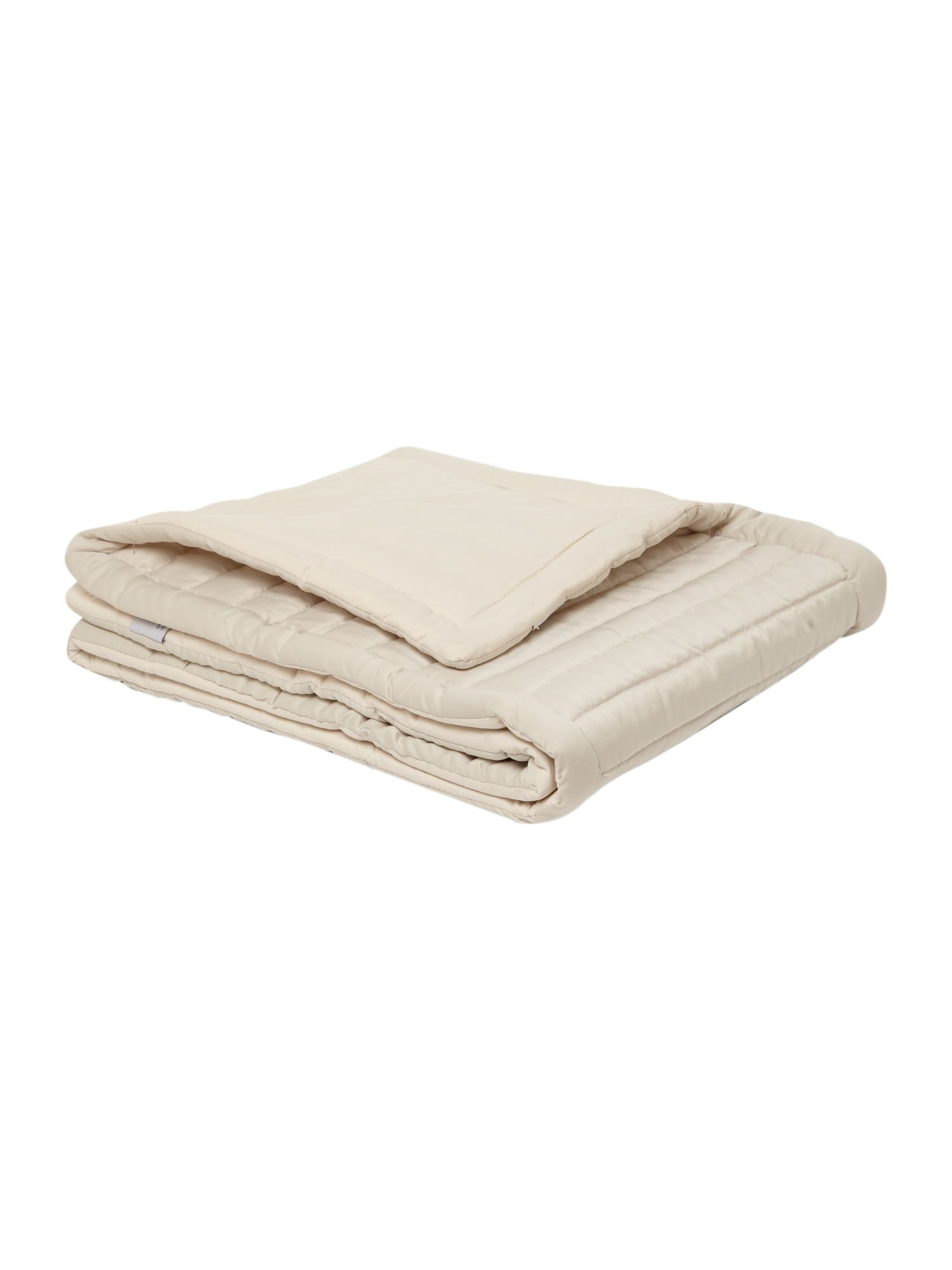 Felicity quilted runner champagne