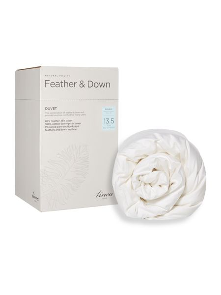 Linea Feather and down all season 13.5 tog double