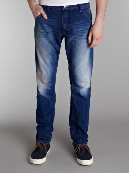 Diesel Krooley 811P regular slim carrot jeans