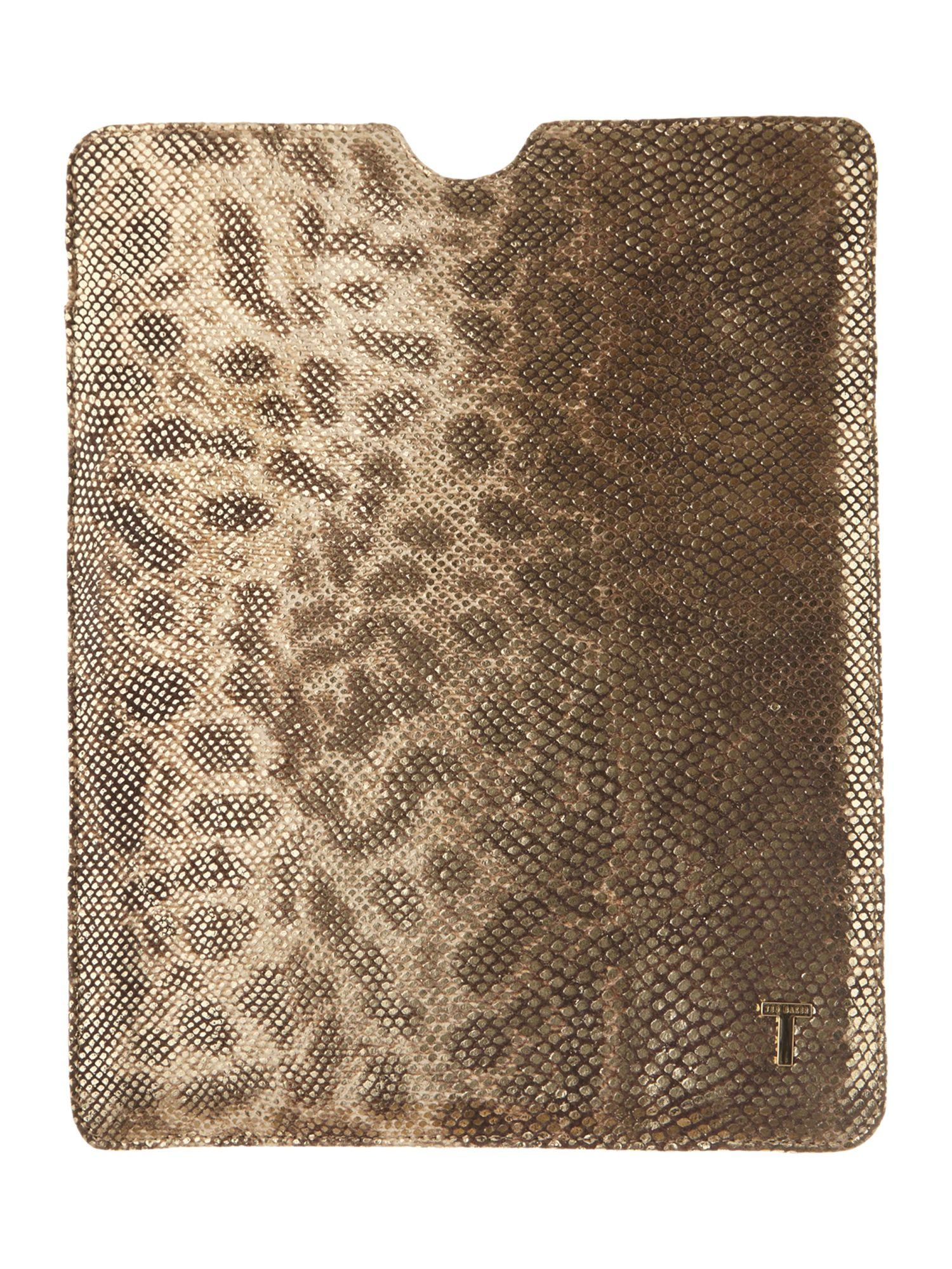 Snake iPad sleeve