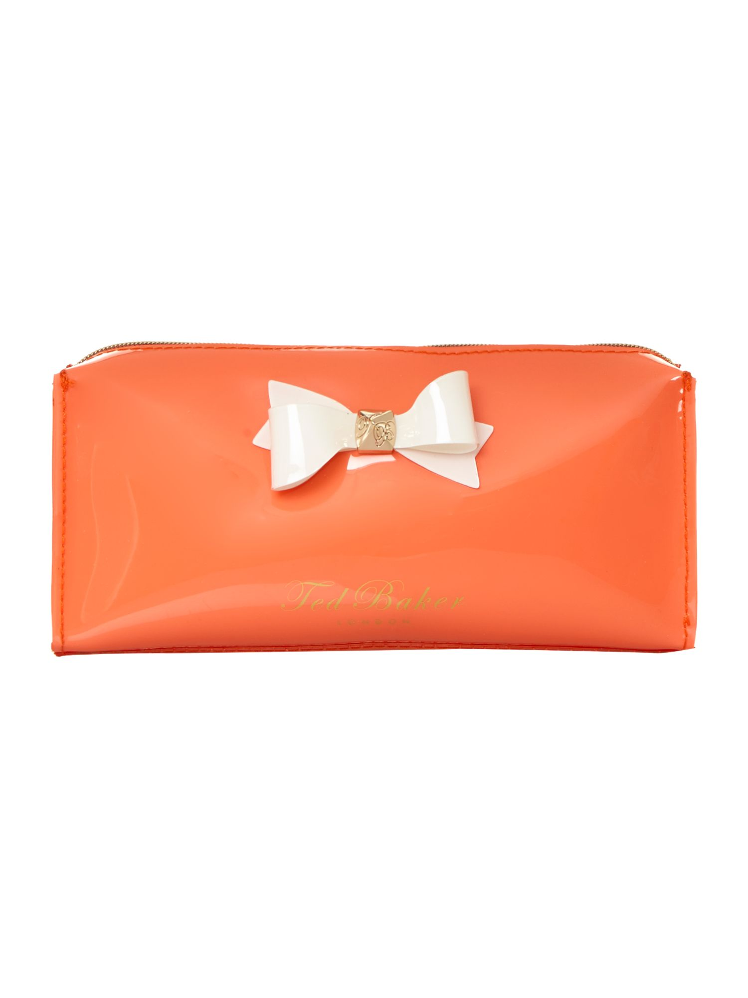 Bow small cosmetic bag
