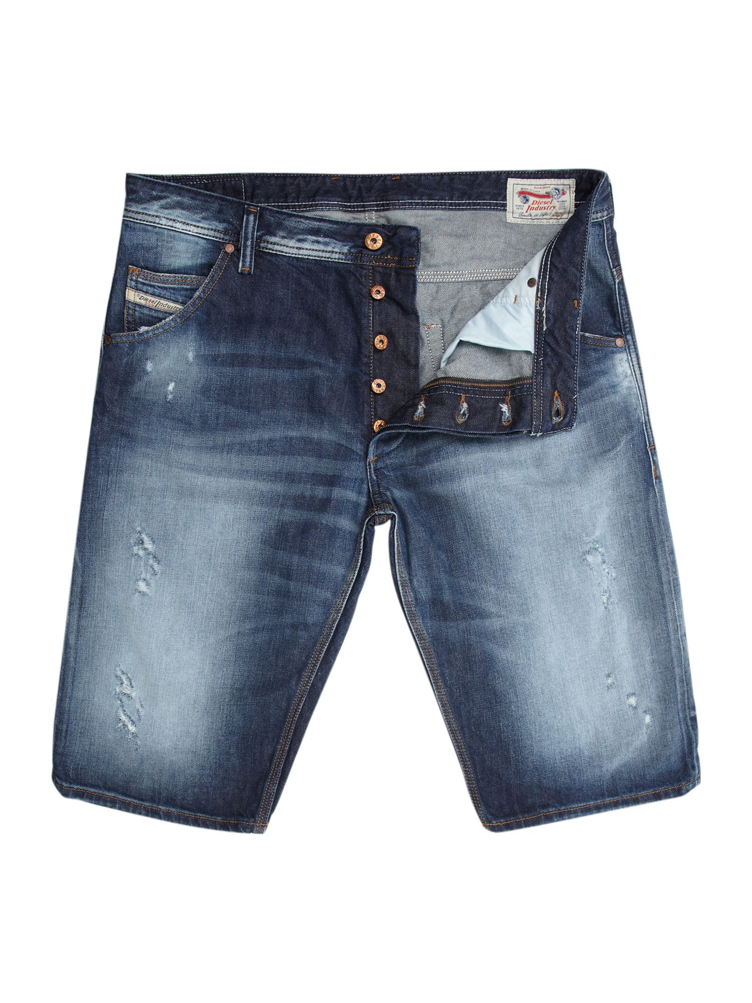 Krooley denim shorts