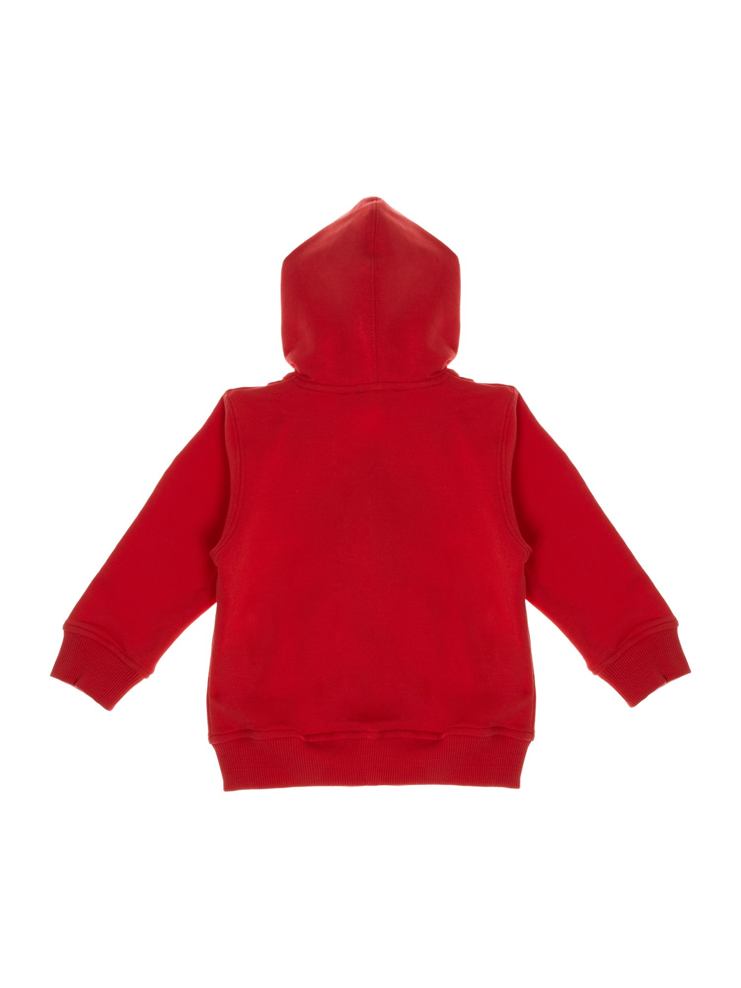 Boy`s Strech fleece cardigan