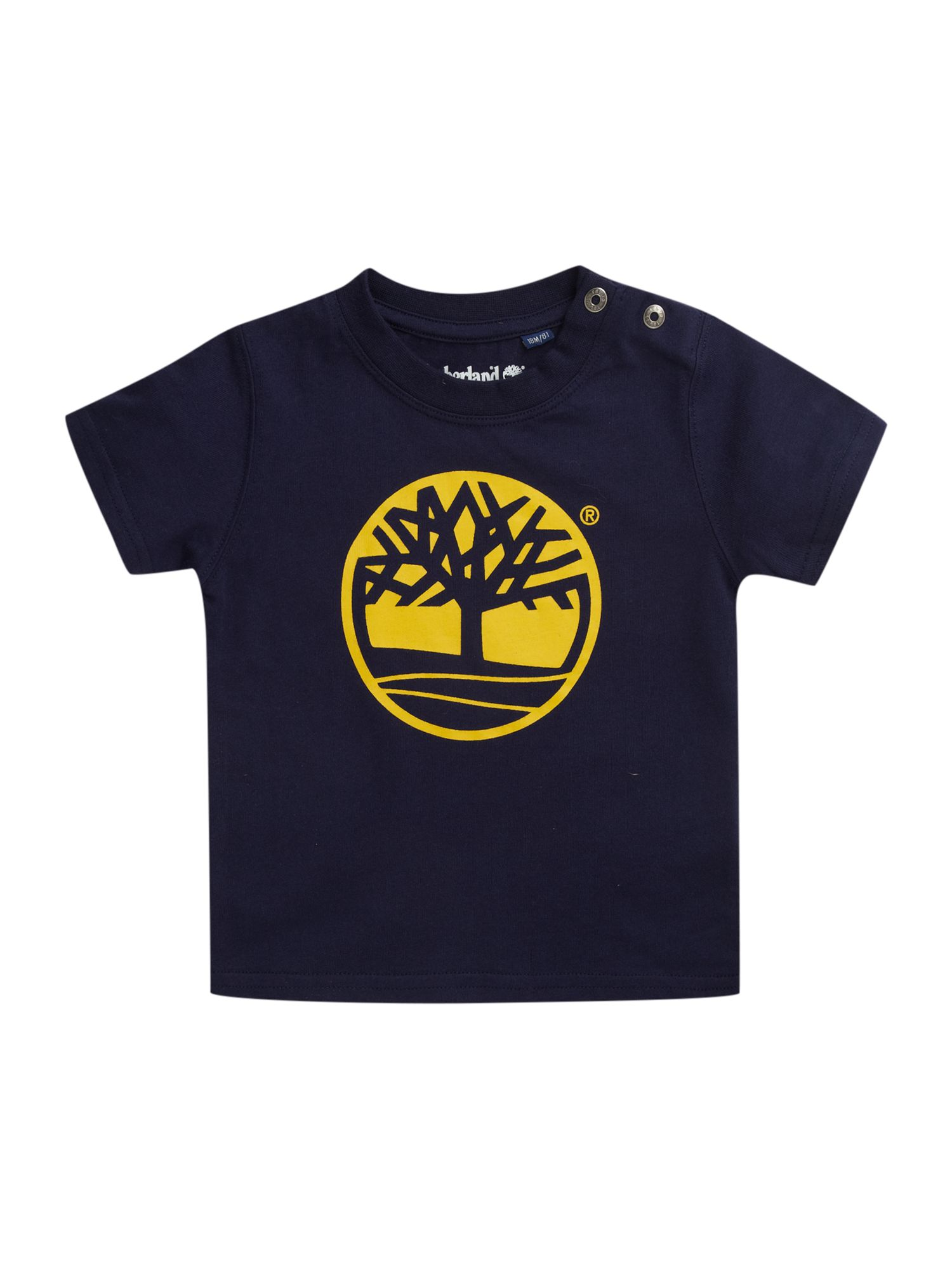 Boy`s Navy t-shirt