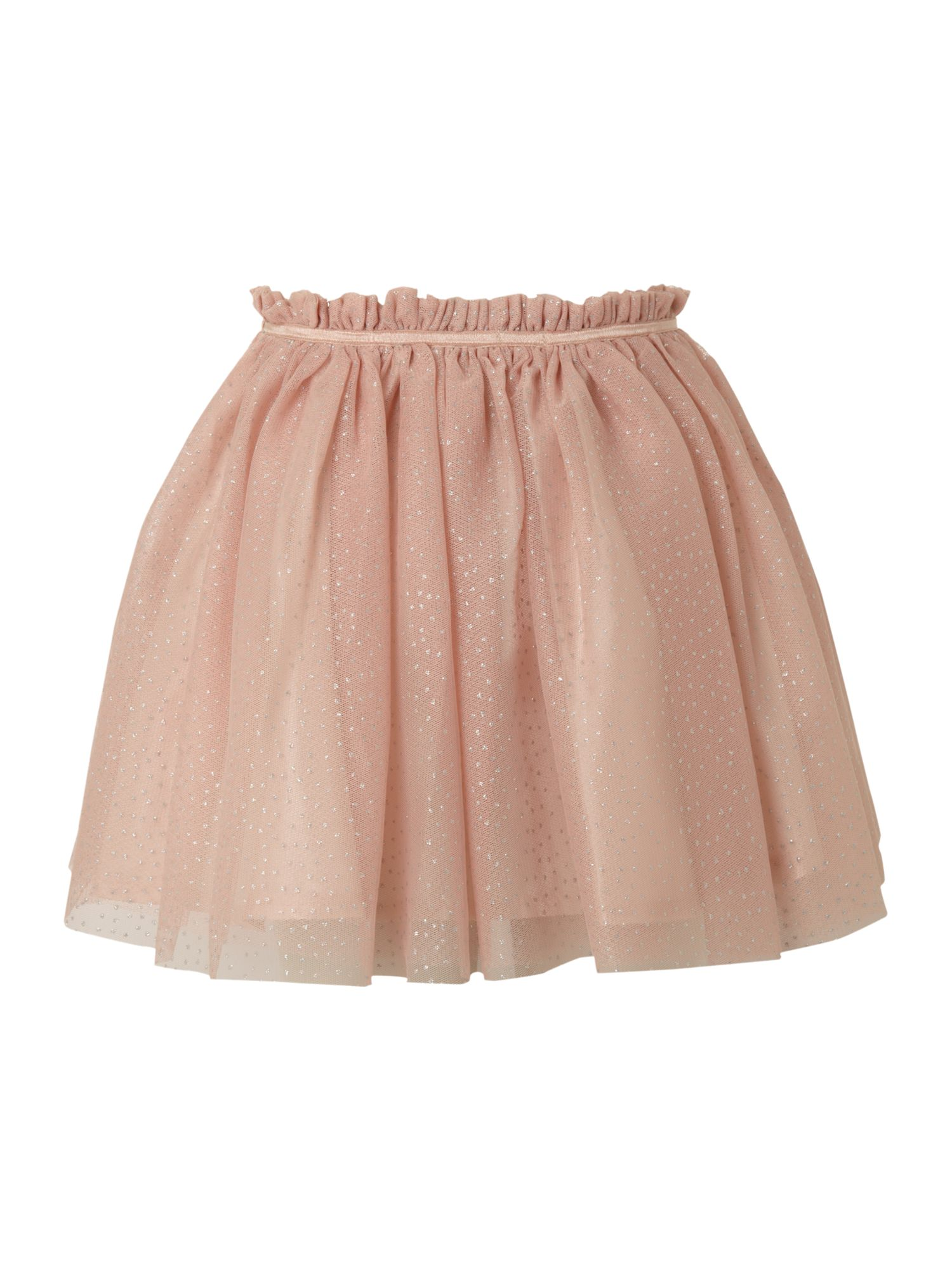 Girl`s Peach skirt