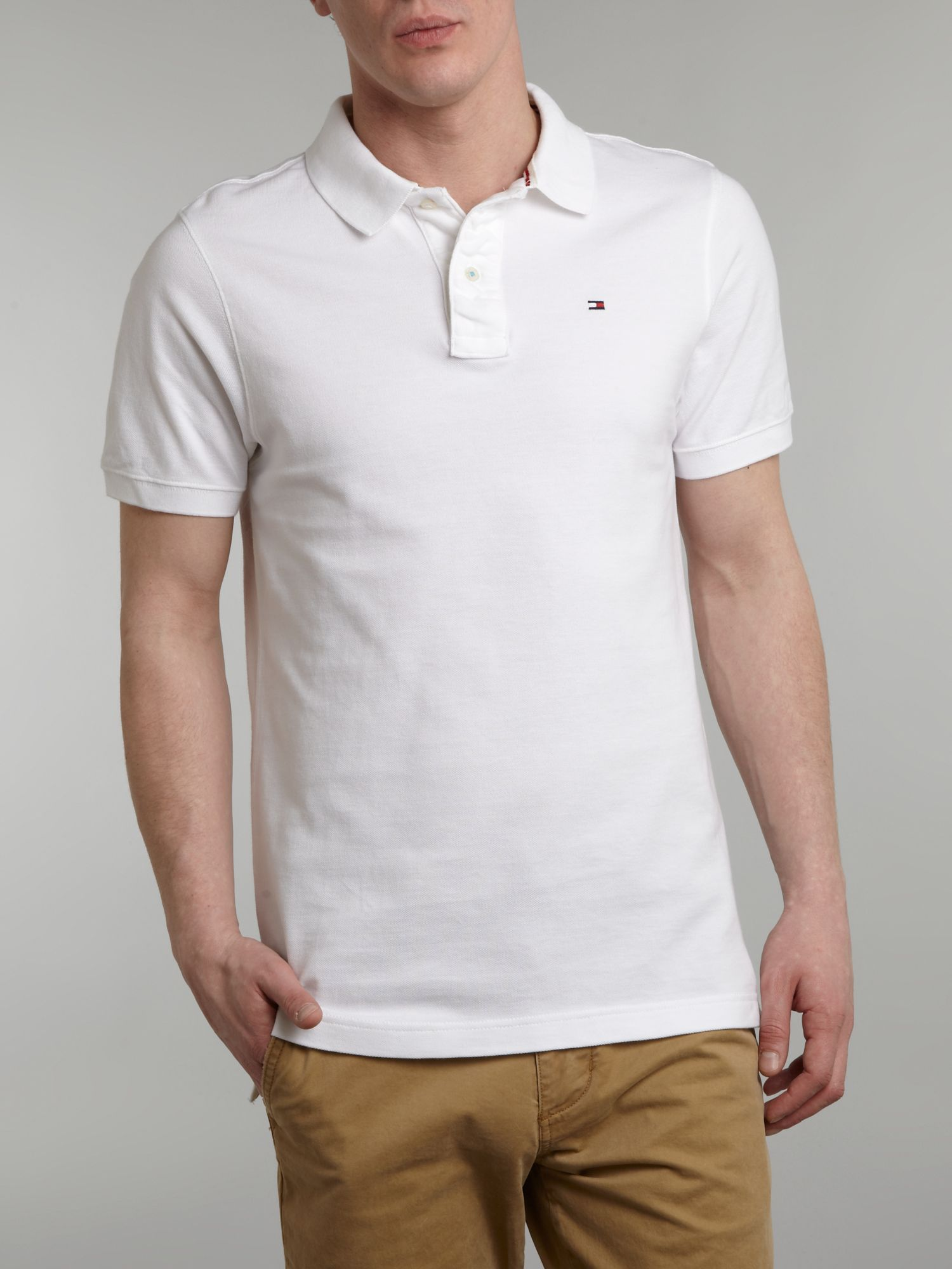 Basic pilot polo top