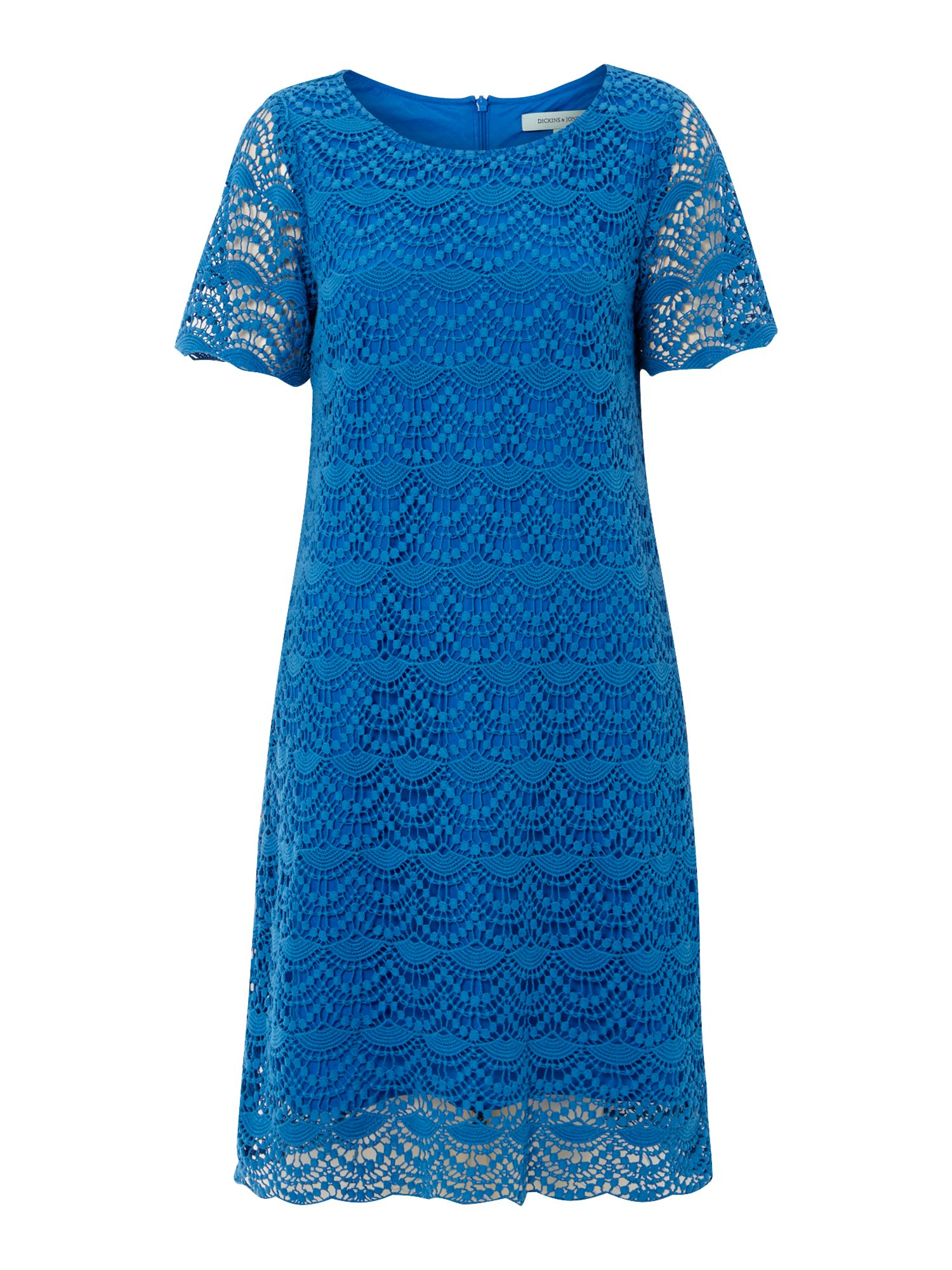 Ladies all over lace dress