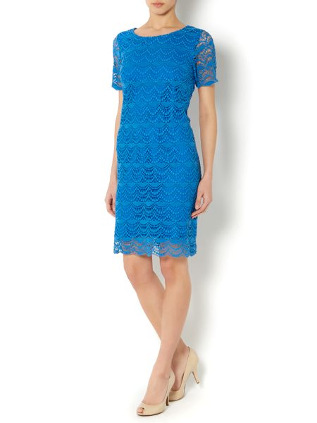 Dickins & Jones Ladies all over lace dress