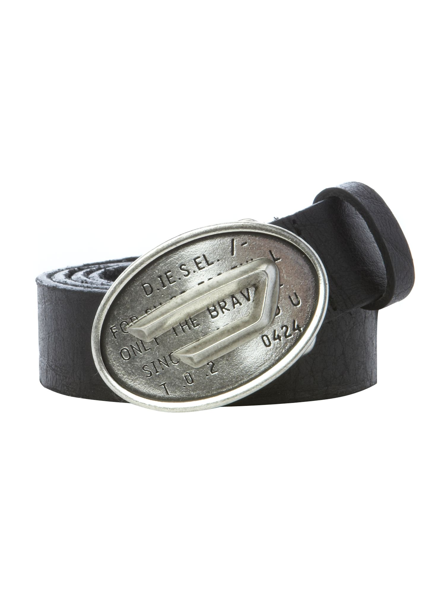 Bskei logo plaque belt