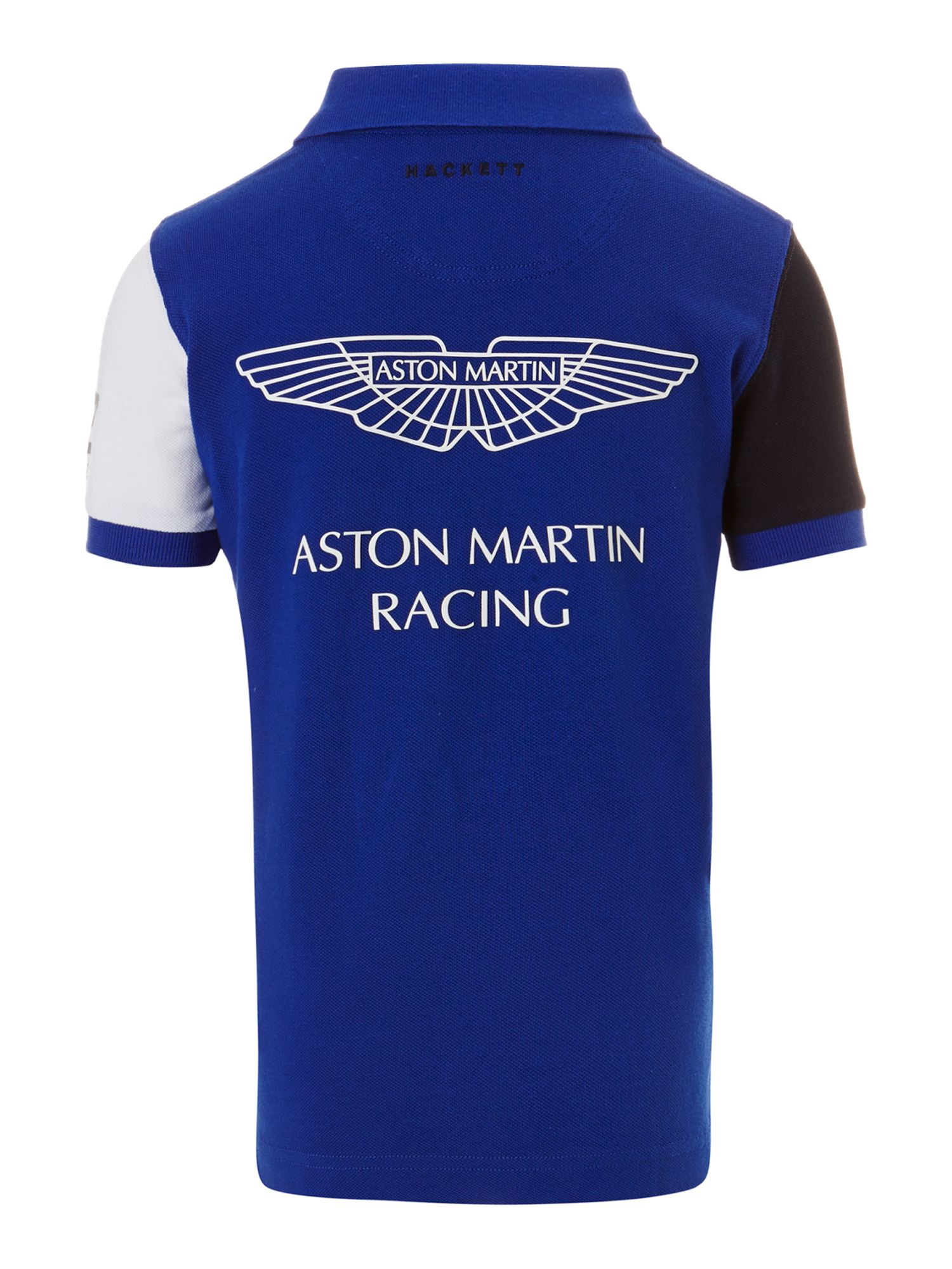 Boy`s Aston Martin classic polo shirt