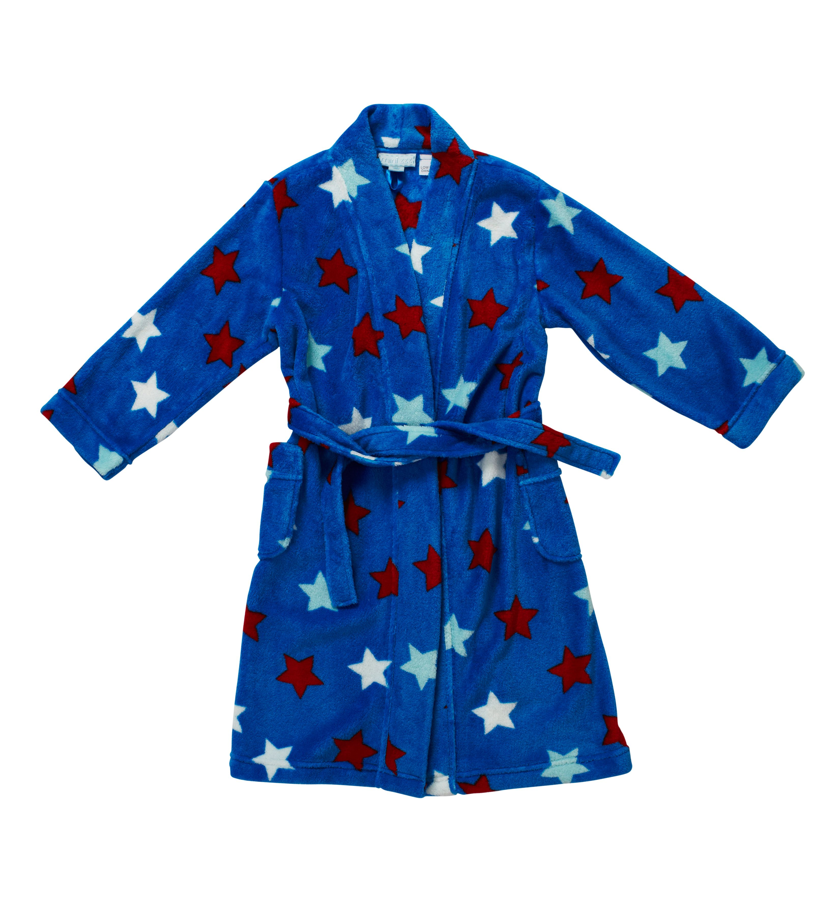 Girl`s spot gown and slipper gift pack