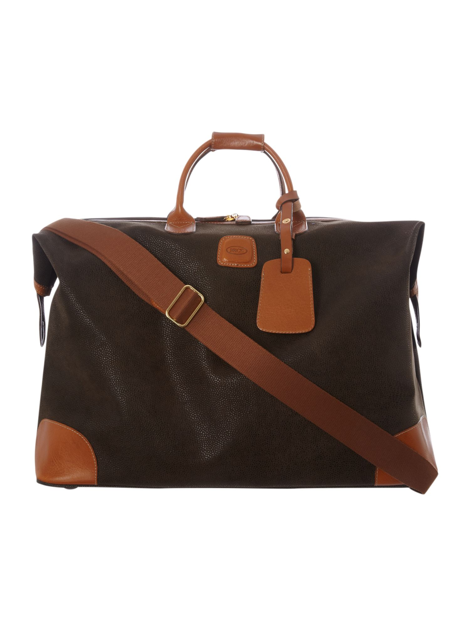 Top Framed Holdall