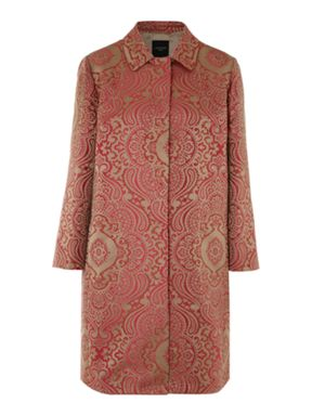 Weekend MaxMara Printed Coat