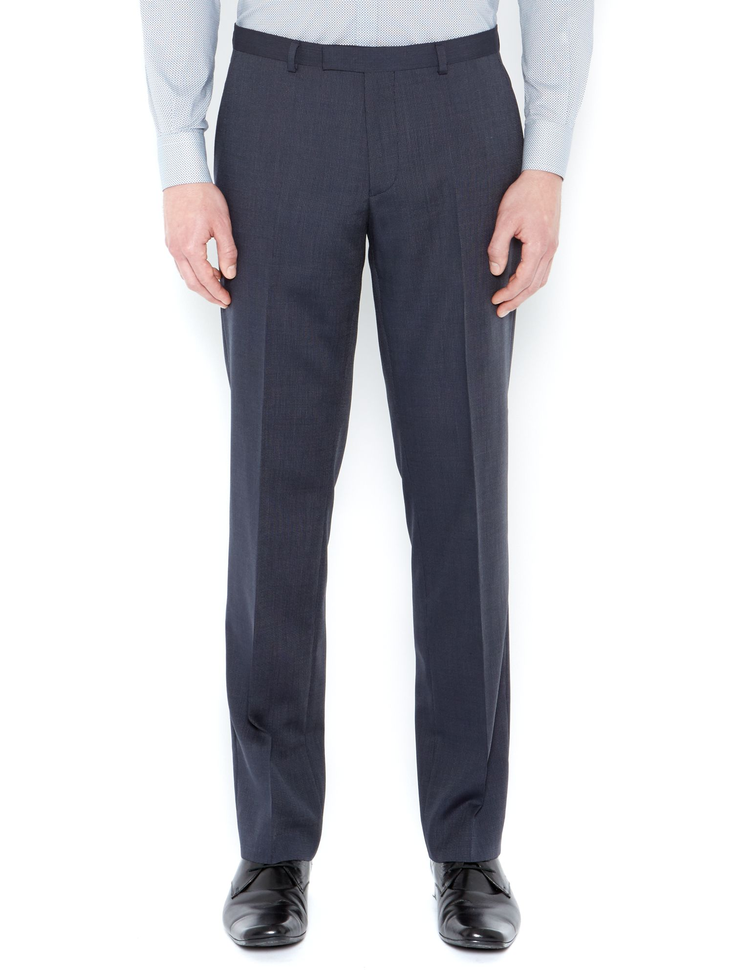 Grove pindot suit trouser