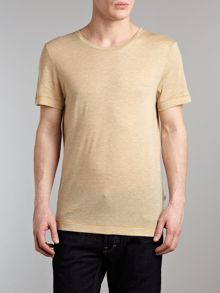 T-shirt with back detail