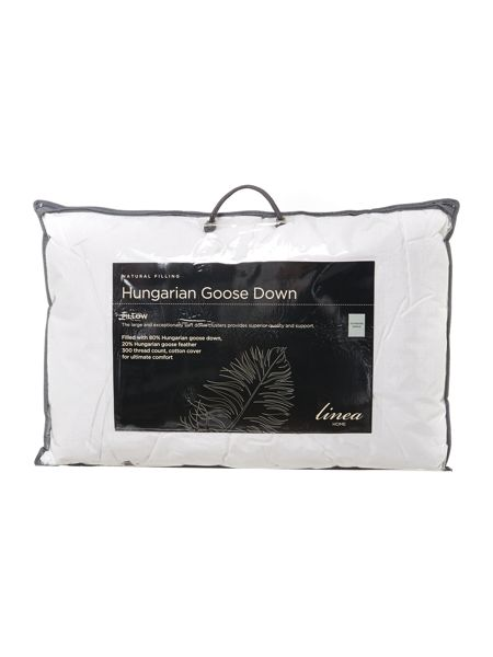 Linea Hungarian goose down pillow
