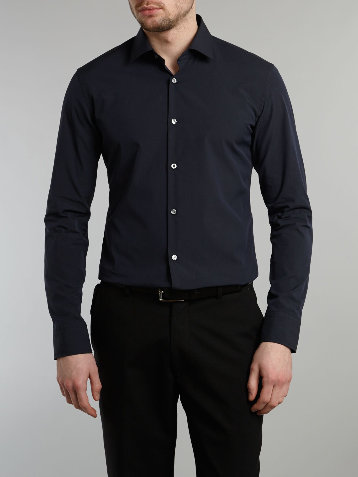 Jenno stretch shirt