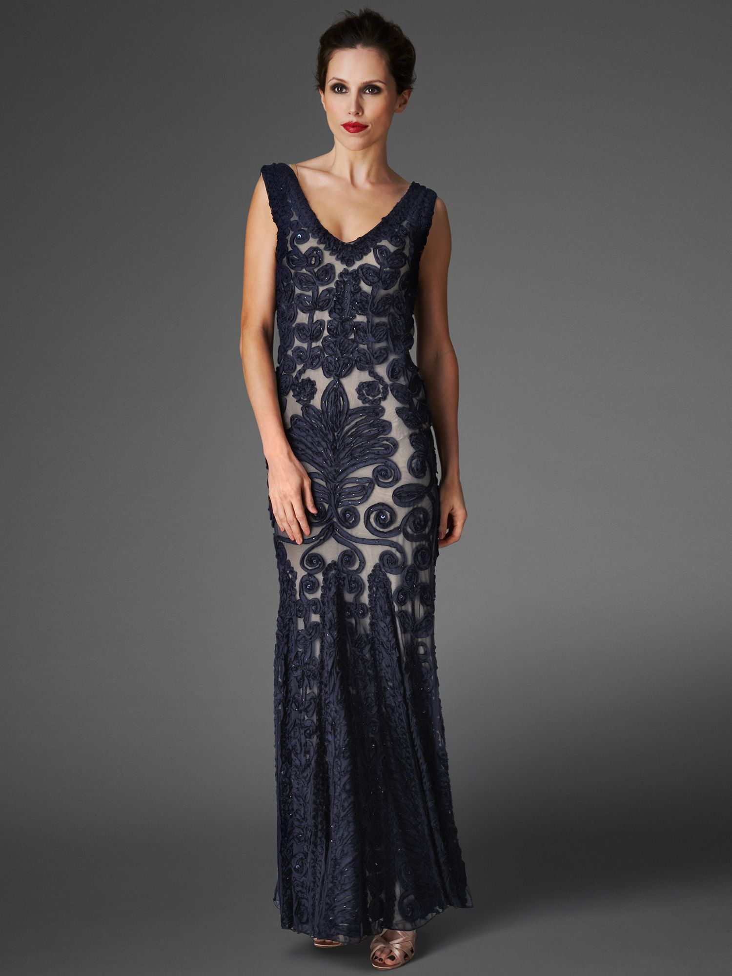 Paloma full length dress