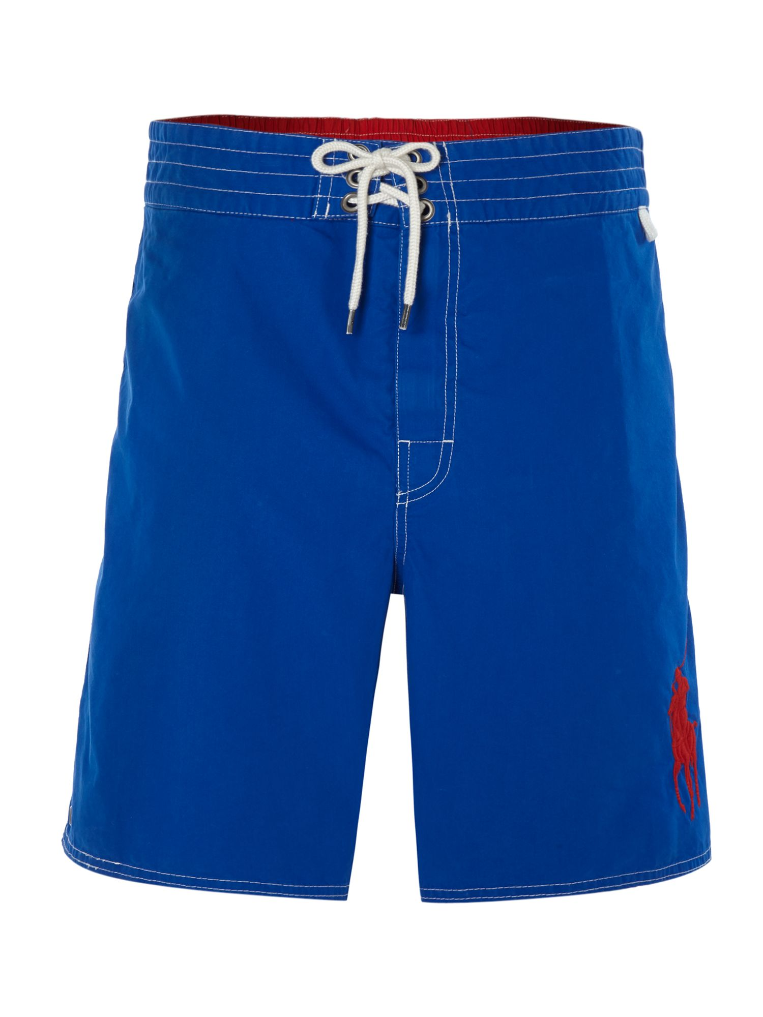 Sanibel polo pony swim trunk