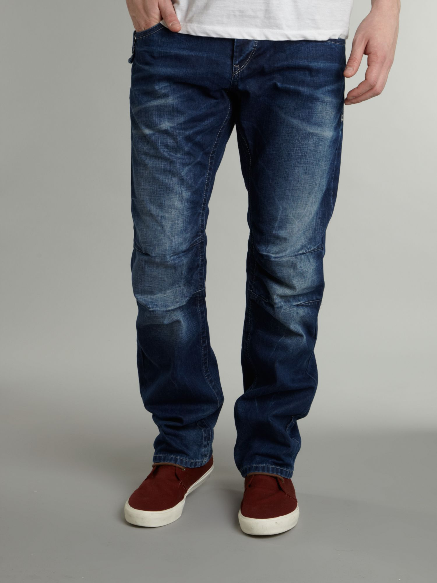 Boxy Powell JJ 668 loose fit jeans