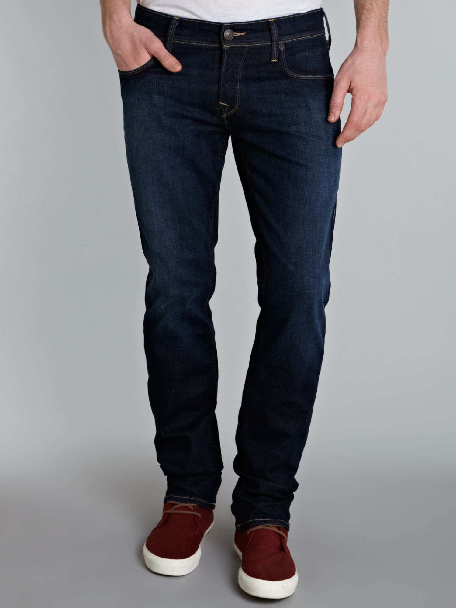 Geno eclipse lonestar slim fit jeans