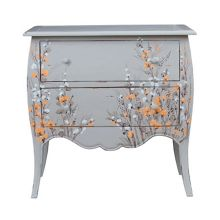 Wildflower pavillion chest