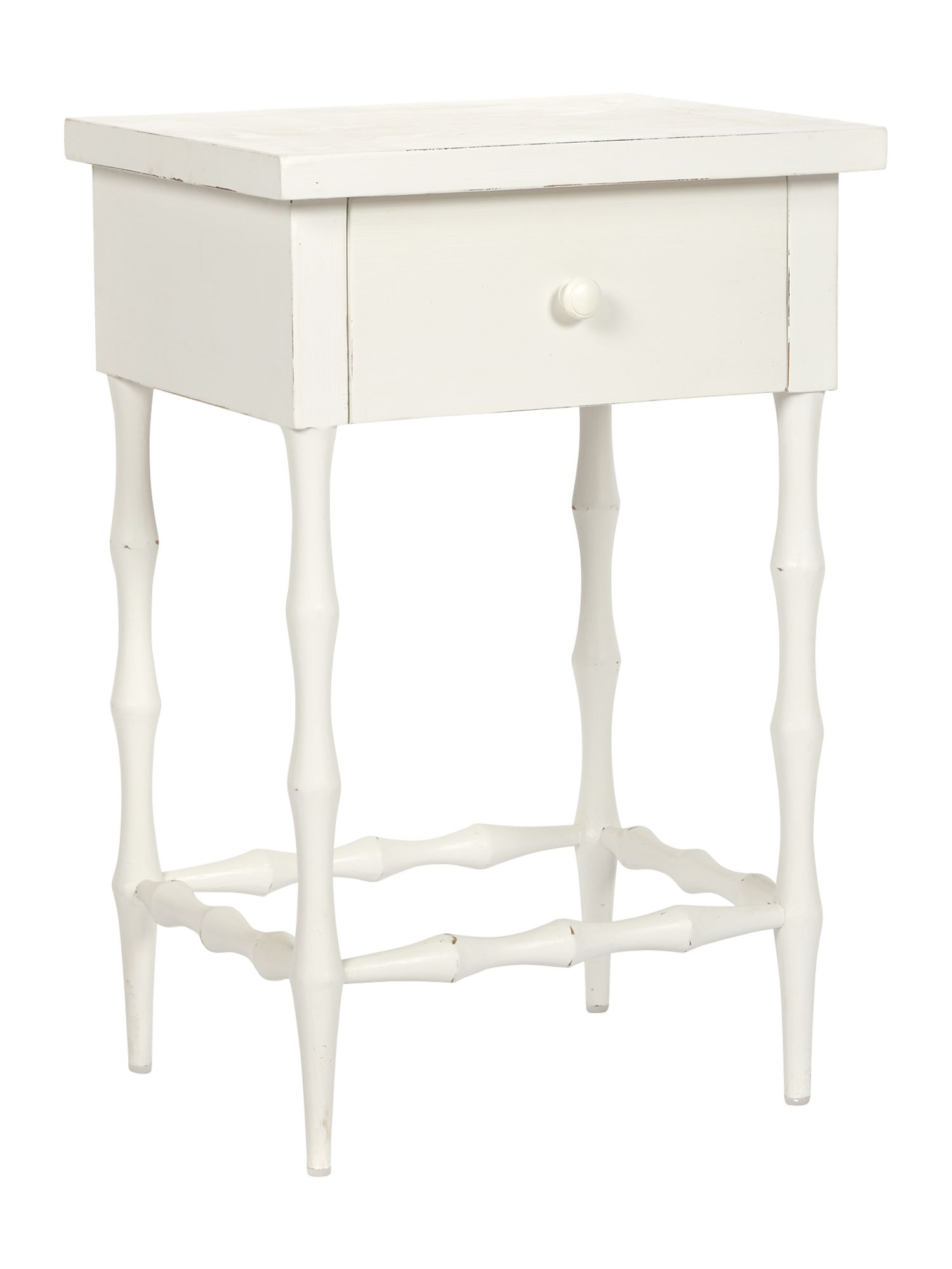 Hailey 1 drawer bedside chest
