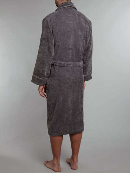 Howick Plain Piped Robe