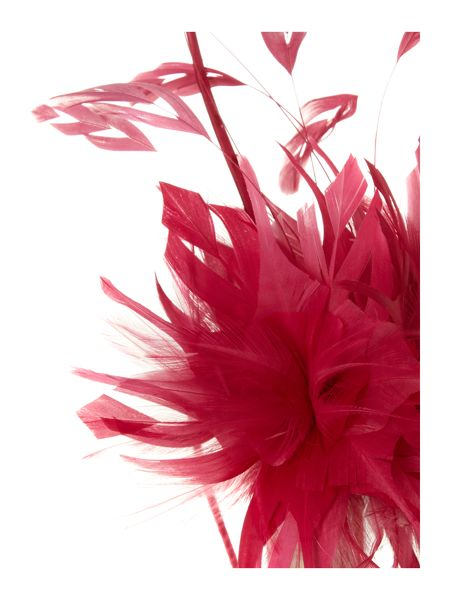 Suzanne Bettley Feather quill headband