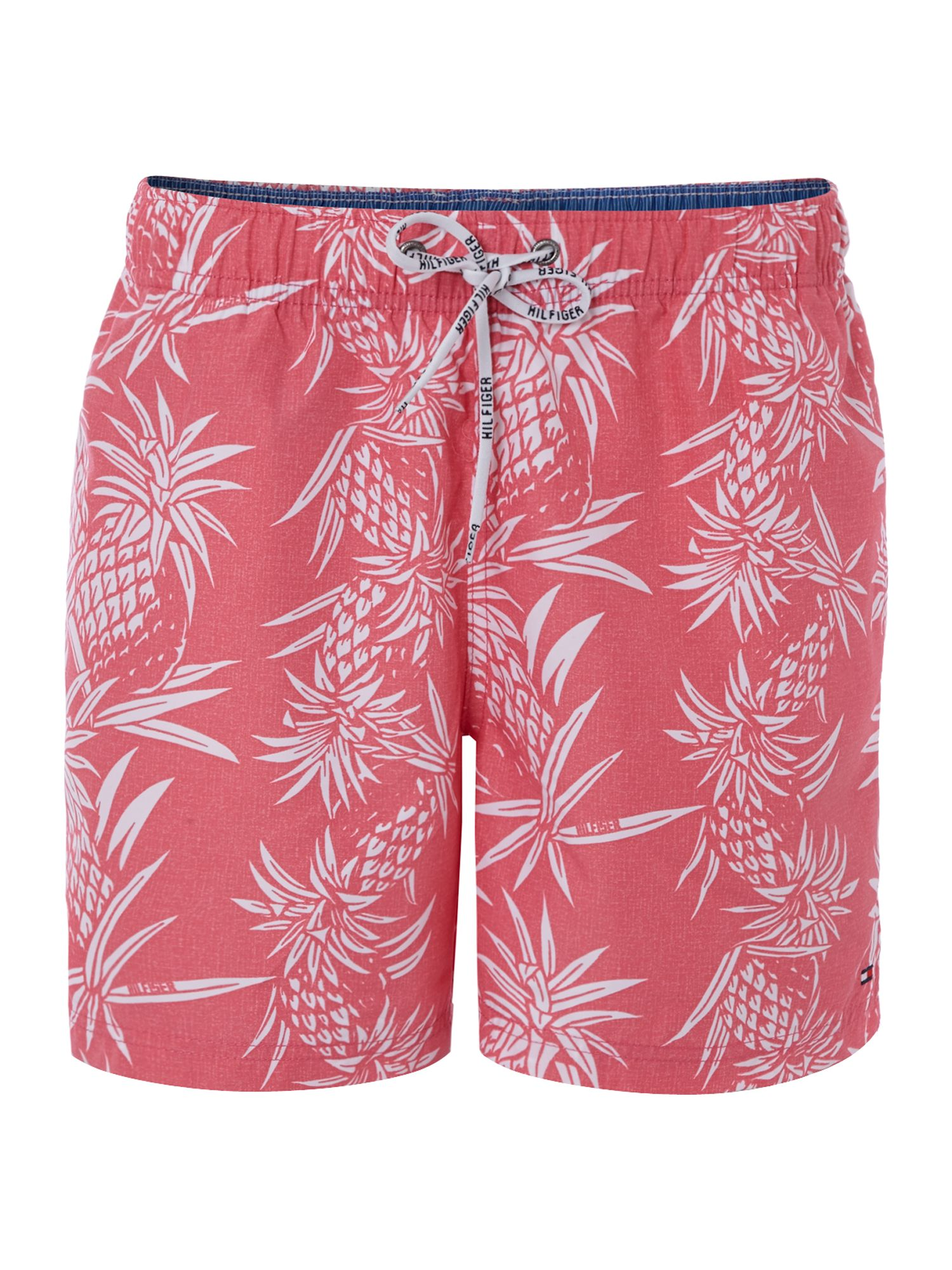 Newman pineapple print trunk