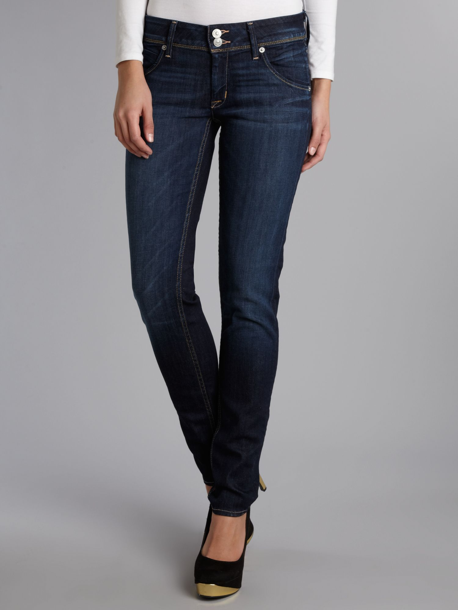 Collin signature skinny jeans in Stella