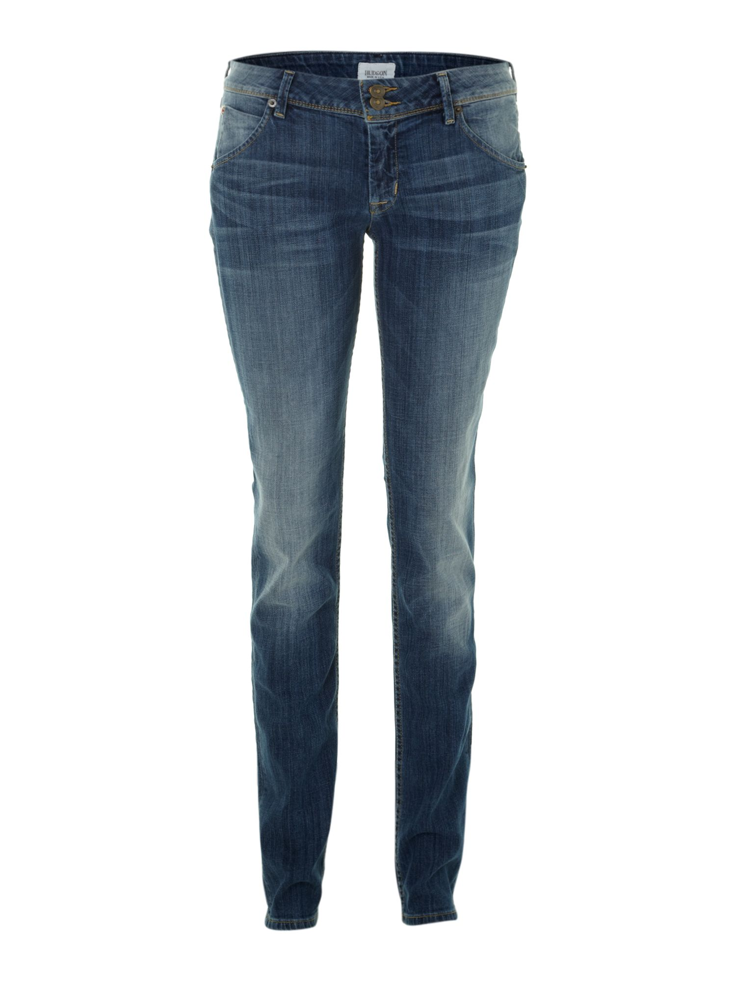 Collin signature skinny jeans in Milo
