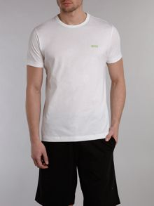 Regular Fit Crew Neck Logo T-Shirt