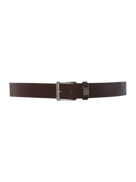 Hugo Boss Logo keeper belt
