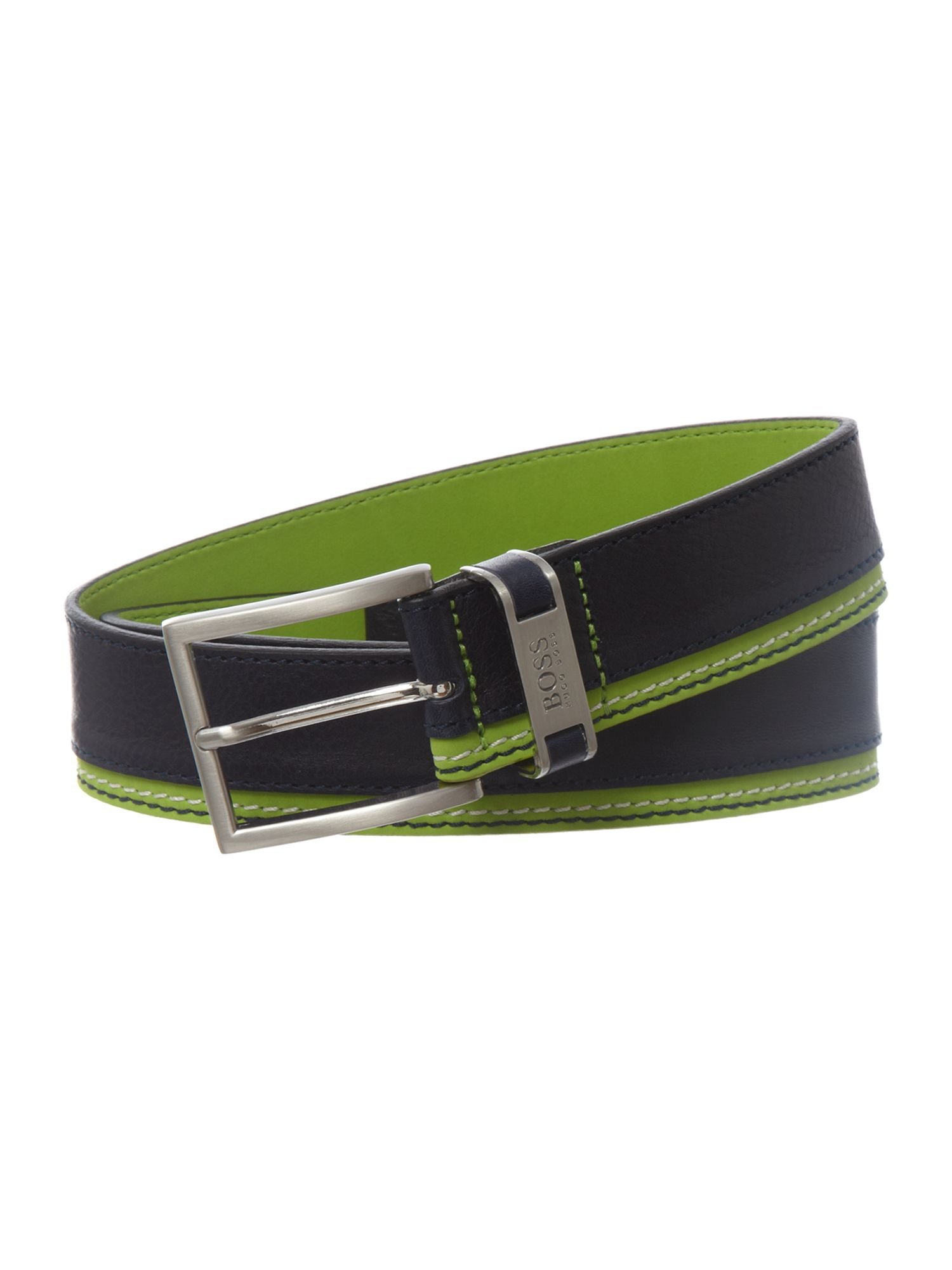 Logo keeper belt