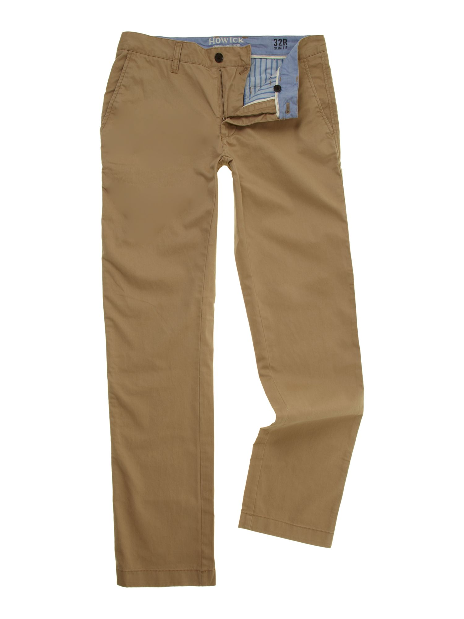 Casual chino slim fit