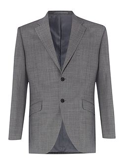 Hooper sharkskin suit jacket