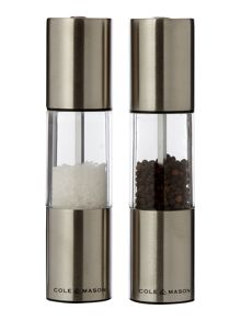 Oslo salt and pepper gift set