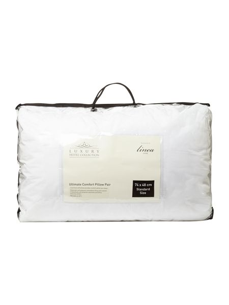 Luxury Hotel Collection Ultimate Comfort pillow pair