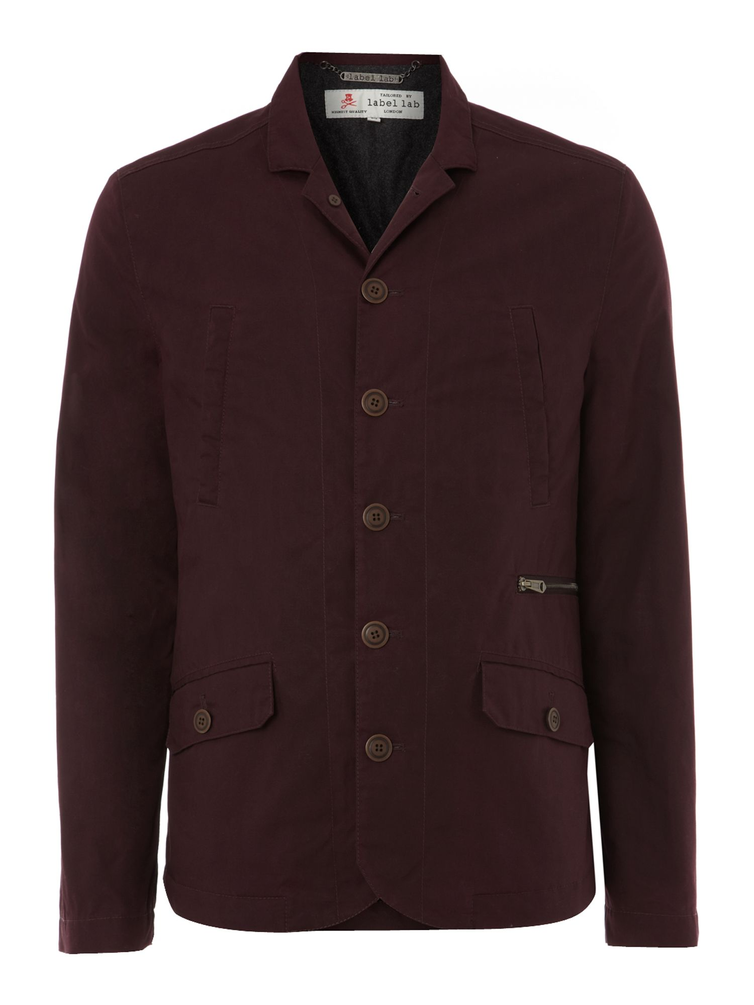 Mid length jacket