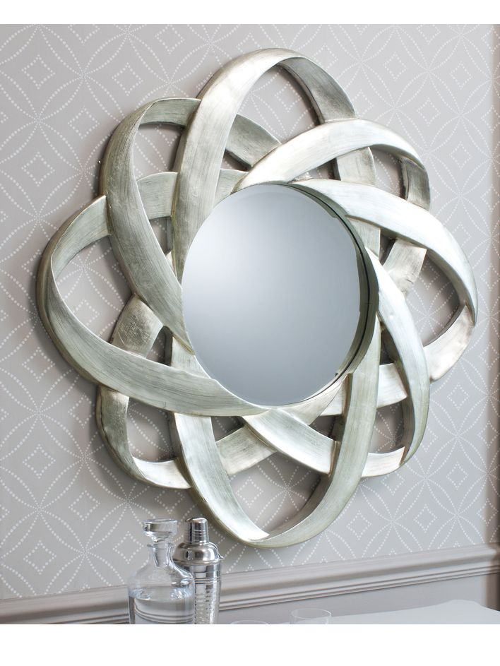 Constellation wall mirror