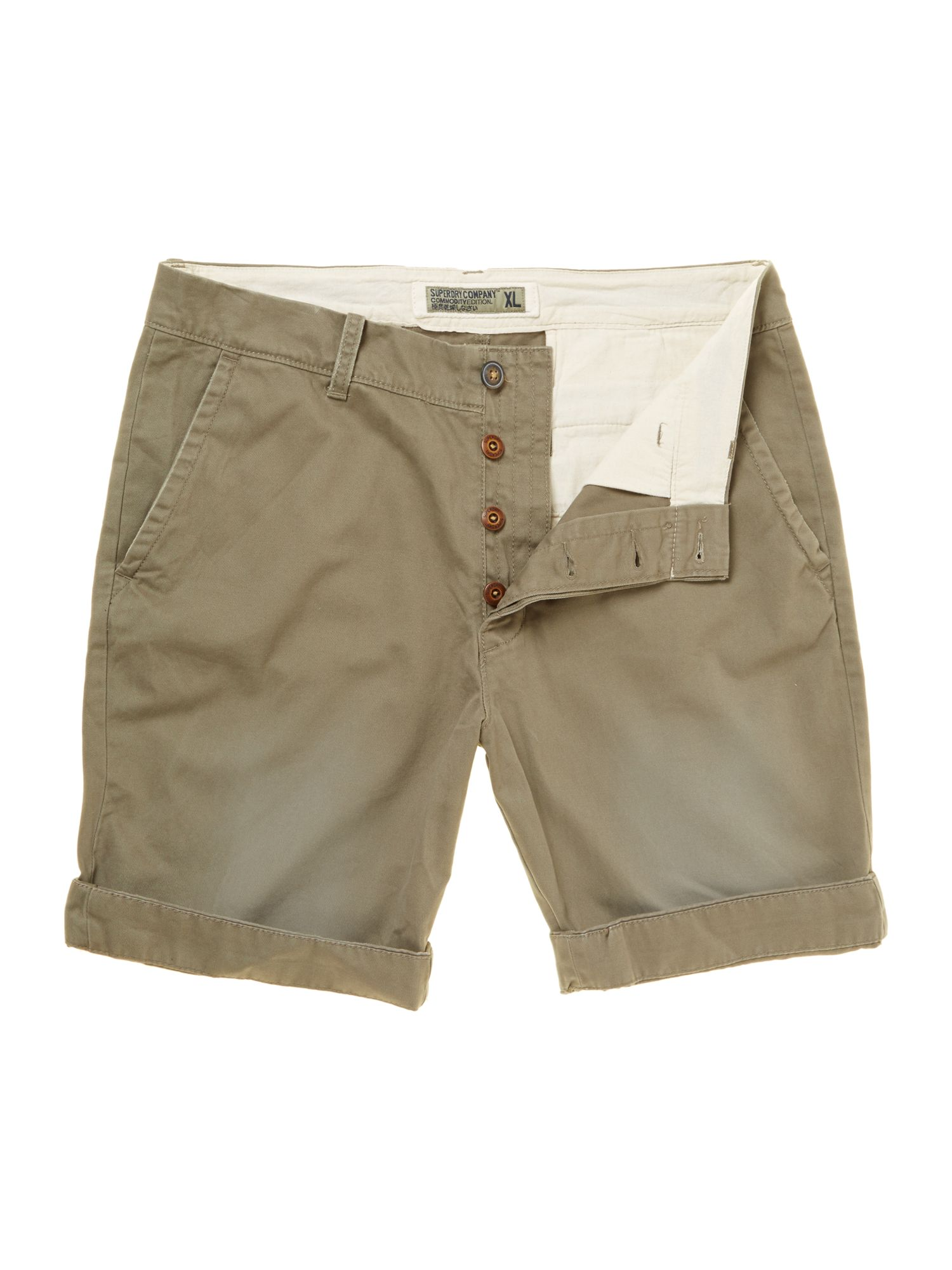 Commodity chino short