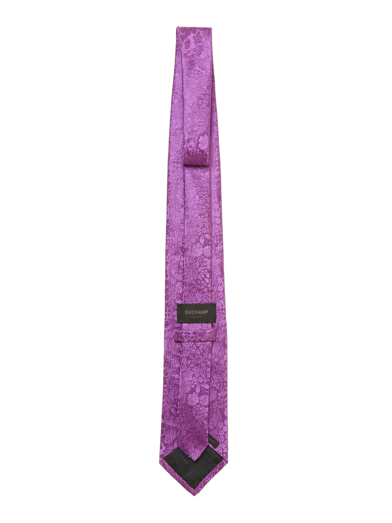 Wide and narrow tie