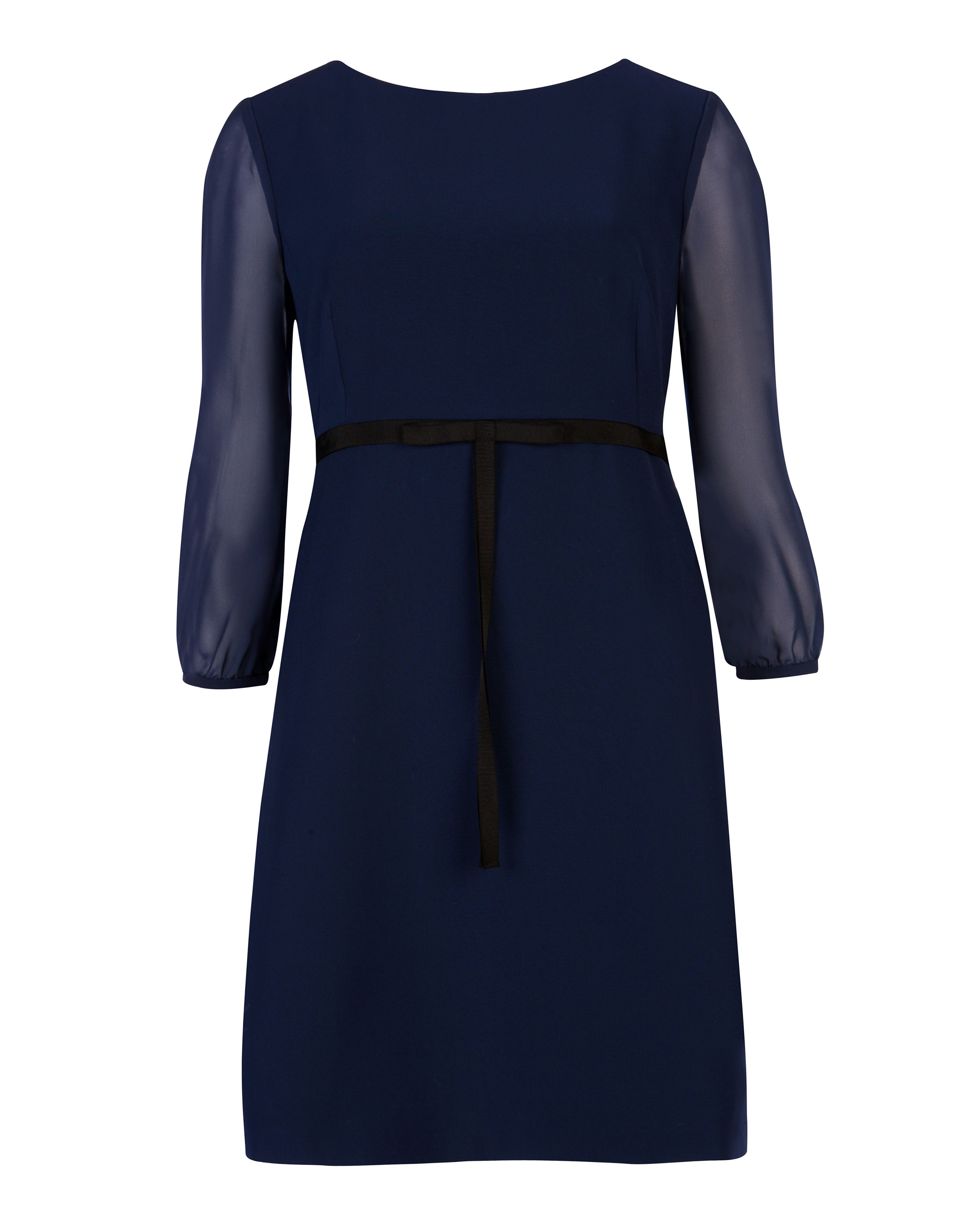 Daris tie waist dress